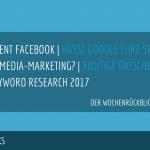 E-Commerce Rückblick: Blogmarks 11/17