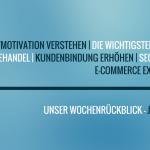 E-Commerce Rückblick: Blogmarks 29/16