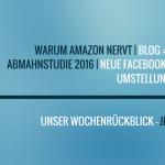 E-Commerce Rückblick: Blogmarks 38/16
