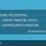 E-Commerce Rückblick: Blogmarks 02/17