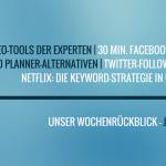 E-Commerce Rückblick: Blogmarks 28/16