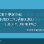 E-Commerce Rückblick: Blogmarks 15/17