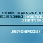 E-Commerce Rückblick: Blogmarks 31/16