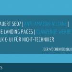 E-Commerce Rückblick: Blogmarks 21/17