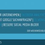 E-Commerce Rückblick: Blogmarks 23/17