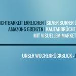 E-Commerce Rückblick: Blogmarks 32/16