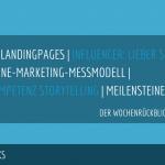 E-Commerce Rückblick: Blogmarks 02/18