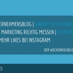 E-Commerce Rückblick: Blogmarks 04/18