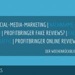 E-Commerce Rückblick: Blogmarks 07/18