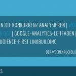 E-Commerce Rückblick: Blogmarks 09/18