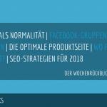E-Commerce Rückblick: Blogmarks 11/18