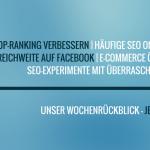 E-Commerce Rückblick: Blogmarks 23/16