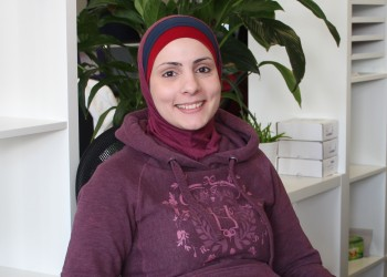 Amena Barsas Interview