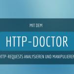 Ronald Loyko von Gambio beim Webmontag Bremen mit seinem HTTP-Doctor