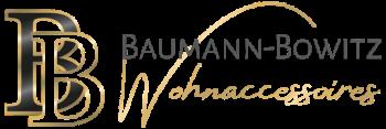 Logo Baumann Bowitz Wohnaccessoires