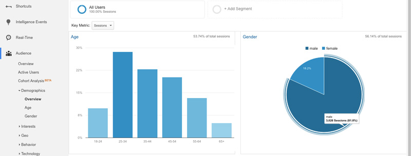 Google Analytics im Onlineshop | Blogmarks | BrainSINS