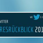 Was hat Shopbetreiber 2017 bewegt? Der Gambio-Twitter-Jahresrückblick