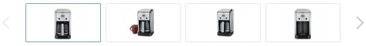 Gambio Shop: Slider für Thumbnails in horizontaler Darstellung